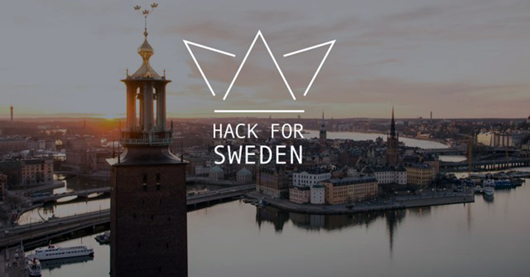 Hack for Sweden 2018